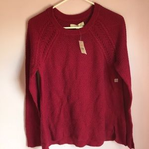 LOFT Cableknit Sweater